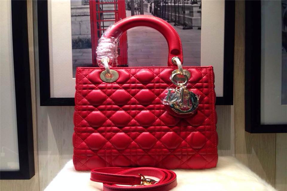 2015迪奥Dior秋冬系列新款包包来袭 DIOR迪奥包包官网