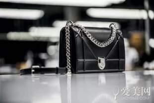 迪奥Dior包包纯手工打造新款Dior手袋 迪奥官网