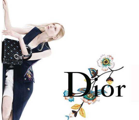 迪奥 (Dior) 2015春夏女装广告大片